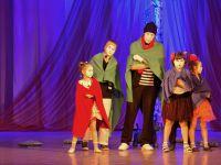 Подробнее: Спектакли «Киндермимы» и «Домашний цирк»