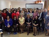 Подробнее: Областной семинар «Эффективные приёмы межличностного взаимодействия как средство профилактики...